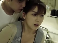 Lee Chae Dam - Mother's Job Bang-out Scenes (Korean Movie)