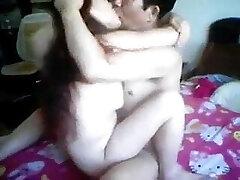 Asian Wife Filmed By Hubby Doing Friend