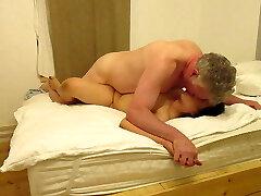 Thai Plumper Whore MILF, Mature, passionate fuck.