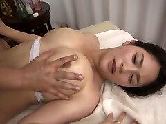 Meguri in Meguri Gets A Paw Down - MilfsInJapan