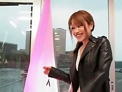 Exotic Japanese whore in Hottest Small Fun Bags, Mummies JAV clip