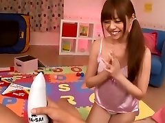 Amazing Japanese model Rina Rukawa in Amazing School, POV JAV scene