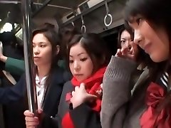 Outstanding Japanese model Minaki Saotome, Azusa Nagase in Crazy Hairy, Finger-tickling JAV episode