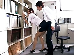 Mischievous Japanese slut Reiko Kobayakawa in Exotic JAV censored Fetish, Enormous Tits episode