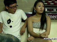 KOREA1818.COM - Killer Pool Hall Girl
