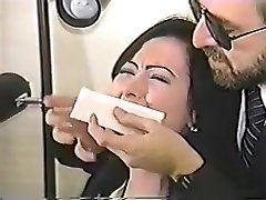 Crazy homemade Office, Mummies adult video