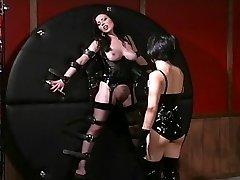 Frolicking with my submissive chicks