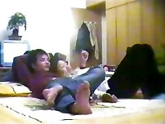 Chinese couple spy webcam asian first-timer partFive