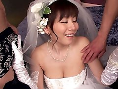 Here Ejaculates The Bride