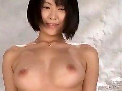 Exotic Japanese mega-slut Nao Mizuki, Wakana Kinoshita, Rio Hamasaki in Impressive Striptease, Softcore JAV clamp