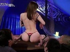 Yui Hatano Makes A Gent Spunk