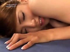 Japanese student fuck and facial jizz flow