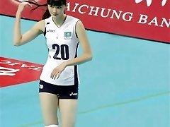 सुंदर सबीना Atlynbekova