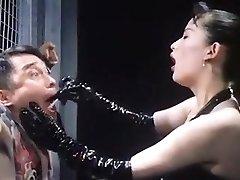 Naughty amateur BDSM, Femdom fucktape
