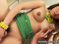 Tan en Fille Thaïlande #8 - AsianFever