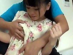 Wild Japanese model Kotomi Kawase, Sayo Nakamoto, Miyu Hoshisaki in Fabulous Small Tits, Compilation JAV video
