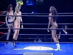 नग्न महिला कुश्ती लीग
