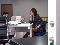 Hottest Japanese bi-atch Maki Hojo in Fabulous JAV uncensored Hard-core scene