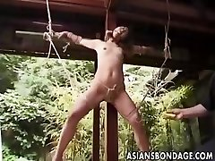 Chinese Bondage outdoor (uncensored)