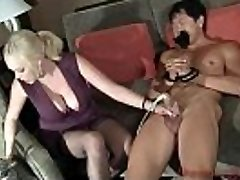 Katie Kox Huge fun bags  - Man-meat Masturbator Machine