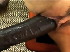 Smoking steaming Asian bi-atch has a black cock to ride
