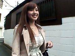 I Cup 19-year-elder AV Debut Kitano Haruka A