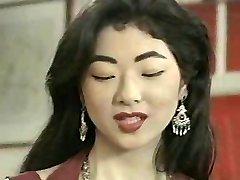 जू मिन ली विंटेज एशियाई के गुदा में चोद