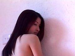 Asiatischen Natürlichen Schönheit 08