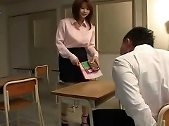 Yui Asahina - Sexy Japanischen Lehrer