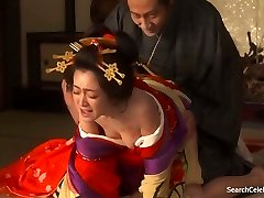 Yumi Adachi - A Courtesan With Flowered Skin