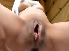 Asian Mature Extraordinary Meaty Pussy