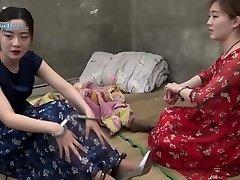 asian girl at jail part4