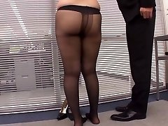 Voluptuous Legs Hetero No Undies Pantyhose