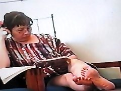 Candid Chinese Soles(looks into the camera)