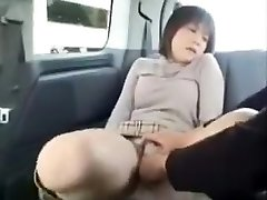 chinese amateur from the street part Trio