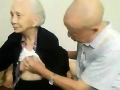 Asian Elder Duo