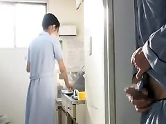 Nurse in Medical Center cant resist Patients 2of8 censored ctoan