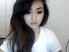 Korean dame web cam show