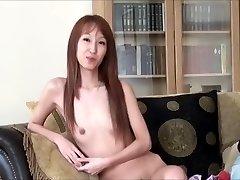 Rosyjska Wschodnio-azjatyckie gwiazdy porno Dana QIU, wywiad