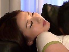 Megumi हारुका में प्यार में गिर सौंदर्य जूनियर पत्नी 1.1