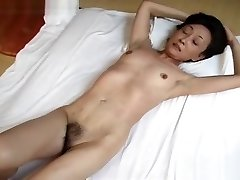 Fabulous Japanese whore in Impressive Uncensored, Grannies JAV flick