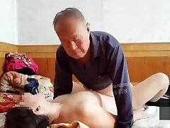 Elder Chinese at a whore