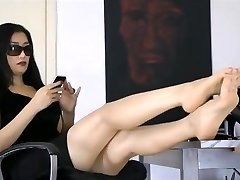 Asian Foot Goddess Two
