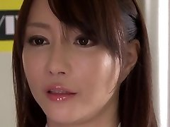 Crazy Asian model Kotone Kuroki in Incredible ample tits, rimming JAV movie