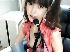 Korean ORAL JOB Web Cam Eve