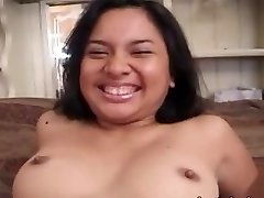 Gross unexperienced asian girl banged hard