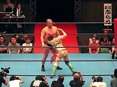 Steaming mingled wrestling