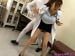 Japanese babes in extraordinary groping