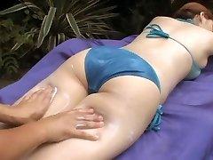 erotic japanese bikini massage