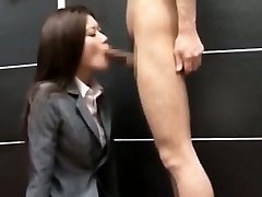 Handsome Japanese Babe Torn Up